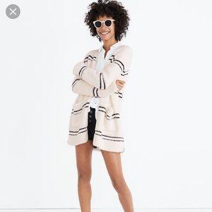 Women's Madewell Fluffy Cardigan